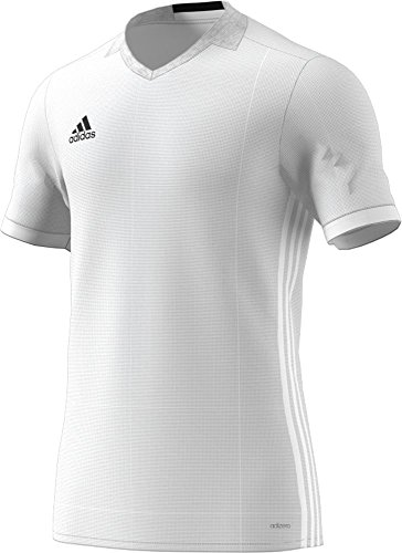 Adidas Condivo 16 Mens Soccer Training Jersey S White-Black