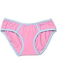Ladies' Panties Hiphuggers Premium Organic Cotton Top Comfort Plain