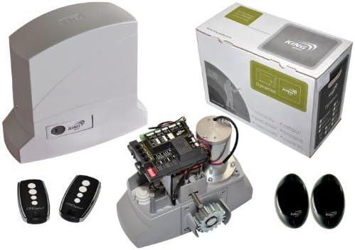 King Gates - Kit de dinamos 600 LT para puerta corredera: Amazon.es: Iluminación