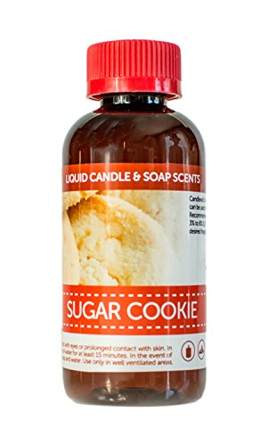 Candlewic Sugar Cookie Candle & Soap Fragrance, 4 oz (Best Scents For Candle Making)