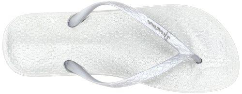 Thong Ana Women's Tan Silver Sandal Ipanema qtHw0H