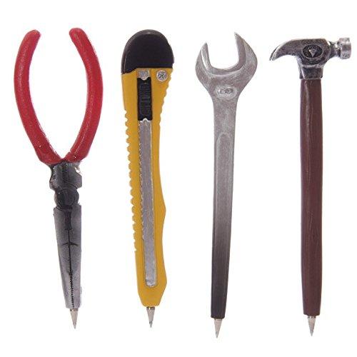1 Stück!! Werkzeug Kugelschreiber, das Geschenk für den Handwerker, Kneifzange, Schraubenschlüssel, Hammer, Nagel, Schraube oder Cuttermesser