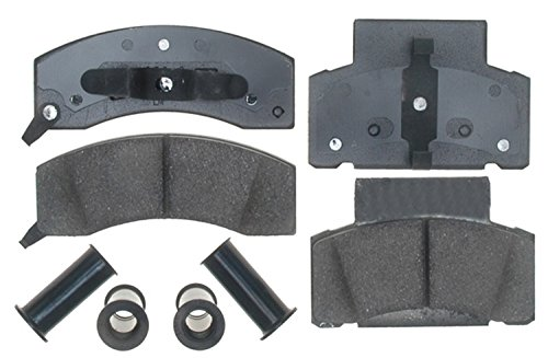 - ACDelco 17D459CH Professional Ceramic Front Disc Brake Pad Set