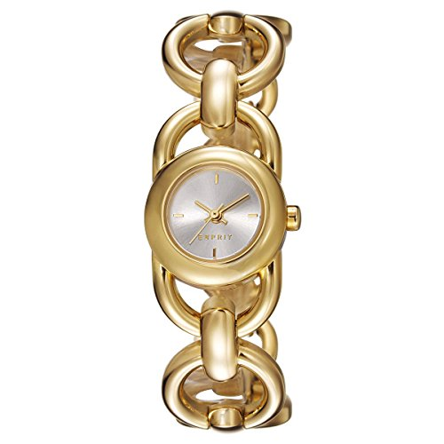 Esprit ES106802002 Ladies IP Gold Lorro Watch