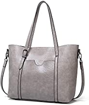 TcIFE Purses for Women Handbags Satchel Shoulder Tote Bags