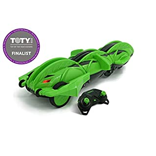Terrasect Remote Control Transforming Vehicle, Green, 2.4 Ghz, 13.8""