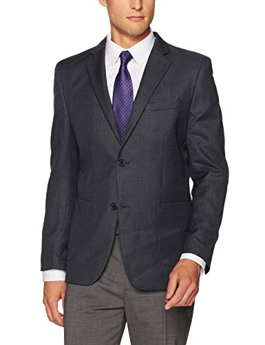 Grey Sport Coat Blazer - 3