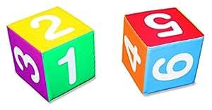 NOWA PVC - Number cube 1 PC ( 30 cm X 30 cm )