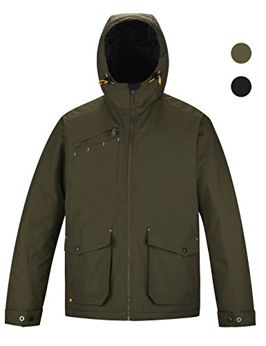 Waterproof Mens Parka - 3