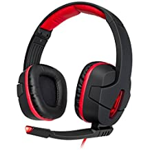 Sentey Symph 7.1 Channel Surround Sound USB Gaming Headset with Inline Volume Control and Mic - Standard Packaging Version (GS-4531)