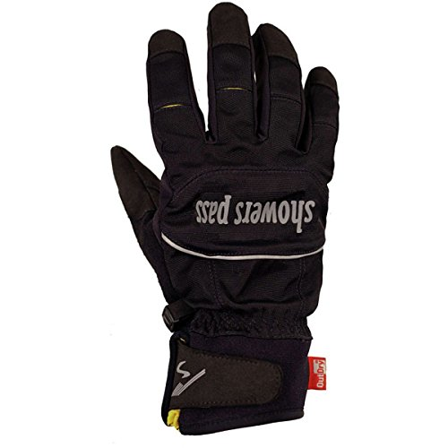 Showers Pass Crosspoint Softshell Gloves, Black, X-Large