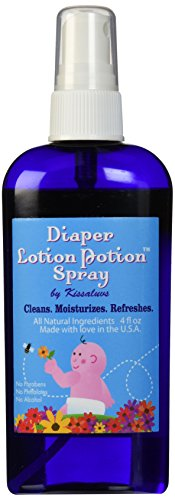 Kissaluvs Diaper Lotion Potion 4