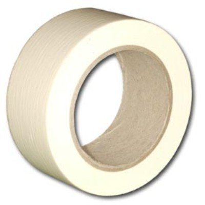 50mm Wide - 25m Roll - Vinyl Flooring Tape (Double Sided PMR Tape) Trade Shop Direct