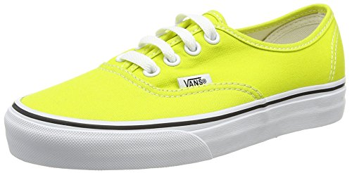 Sulphur Zapatillas Vans Negro Spring Unisex de True White Authentic skateboarding AU6pw