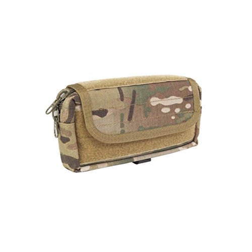 Mounted Multi-Use Pogey GP Pouch, Made in the USA, MultiCam ()