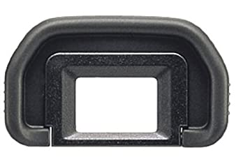 Polaroid Eyepiece/Eyecup (Canon EG Replacement) For For Canon EOS Rebel 5D Mark III, 7D, 7D Mark 2, 1D X, 1D C, 1D Mark III/IV, 1Ds Mark III Digital Cameras PLECCNEG