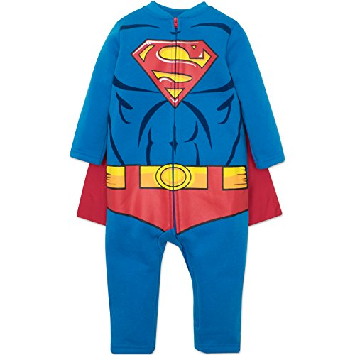 superman+costumes Products : Superman Toddler Costume Coverall with Cape