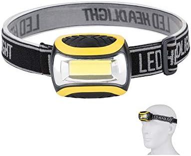 Head Torch Mini COB LED Headlamp 4 Modes Waterproof Headlight Head Flashlight Torch Lanterna for Outdoor Camping Night Fishing