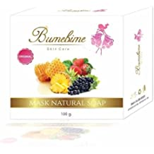 New Package Original Bumebime mask soap Skin Body whitening can be very fast double white+++From Thai land