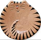 Tiger Cat Spoon Rest