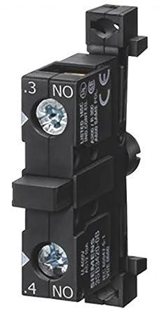 Siemens signum 3SB3–Élément Lance Contact fermé ø 22 3SB3420-0B
