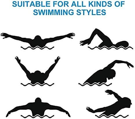 kilomon Swim Belt 3M//4M,Swim Training Belt Leash,Swim Belt,Swim Bungee Cords Resistance Tether Stationary Harness Static Swimming Belt for Adult Yellow//Blue