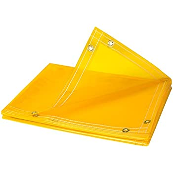Amazon Com Tillman 601r68 6 X8 14mil Yellow Vinyl