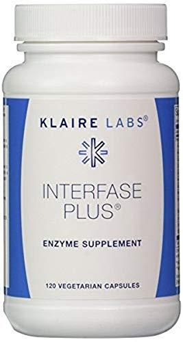 Klaire Labs- InterFase Plus 120 vegcap