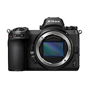 Nikon Z 7 Mirrorless Digital Camera (Body Only) Kit with Charger, Battery, Cables, Neck Strap