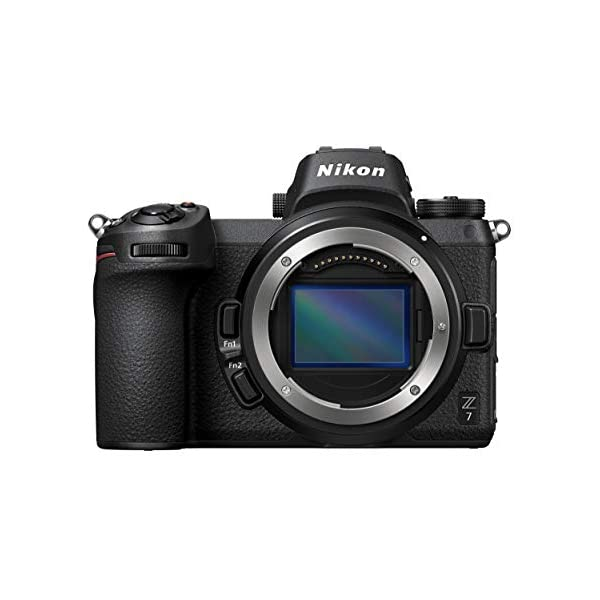 RetinaPix Nikon Z 7 Mirrorless Digital Camera (Body Only) Kit with Charger, Battery, Cables, Neck Strap