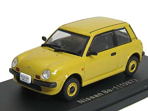 NOREV 1/43 NISSAN 日産 Be-1 E-BK10型 1987 黄色 B07998VZMS