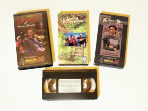 Feature Films for Families Multi 4-pack: the Butter Cream Gang, Secret of Treasure Mountain, Seasons of the Heart, the Lion Witch and the Wardrobe (Lion The Witch And The Wardrobe Tv Series)