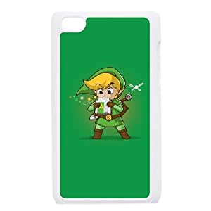 iPod Touch 4 Case White Cartridge of time OTK Phone Case Personalized Back