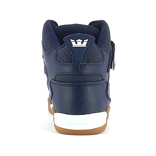 Top blu Adulto Sneakers Bleeker Blu Blu High Supra TEvxpqwOPw
