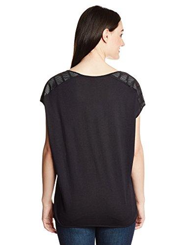 PUMA T-Shirt Loose Fit - Camiseta Negro