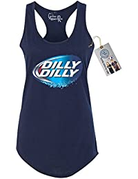 Dilly Dilly Beer Shirt Womens Racerback Tank Top