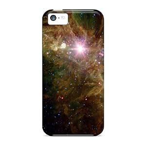 Cute Appearance Cover/tpu SGhWHdw7822ljLrX Nebulosa Case For Iphone 5c