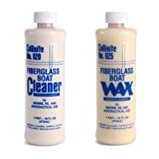 Collinite 920 Fiberglass Boat Cleaner & 925 Fiberglass Boat Wax Combo Pack