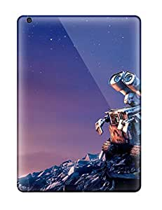 High-quality Durability Case For Ipad Air(wall-e On Earth)