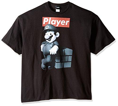 Nintendo Mens Mario Player T Shirt