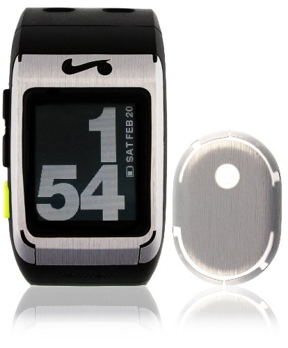 Skinomi TechSkin - Nike+ SportsWatch GPS Screen Protector + Brushed Aluminum Full Body Skin Protector / Front & Back HD Clear Film / Ultra Invisible & Anti Bubble Shield