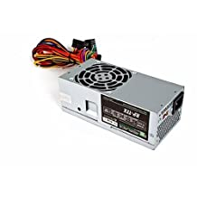 350W Replace Power® TFX Power Supply Upgrade Replacement for Dell Inspiron 530s, 531s, 537s, 540s, 545s, 560s, Vostro 200(Slim), 200s,220s, Studio 540s SFF, XW605, XW604, XW784, XW783, YX301, YX299, YX303, 6423C, K423C, N038C, H856C, YX302, TFX0250D5W, TFX0250D5WB, TFX0250P5W X4, Delta DPS-250ab-28 b, DPS-220AB-2, 04G185021200DE, PS-5251-5 PCI-Express SATA