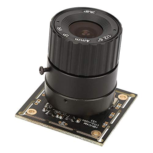 2 Million Pixels 60° Wide Angle Lens USB Camera Module with AR0330 Chip for Industrial Equipment Driving Recorders