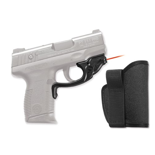 Crimson Trace Lg-493 Laserguard Red Laser Sight for Taurus Millennium Pro Pistols with Holster by Crimson Trace