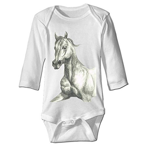 SFHU Rosie The Hackney Horse Baby Infant One Piece, used for sale  Delivered anywhere in USA