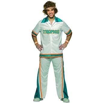 Rasta Imposta Jackie Moon Official Flint Tropics Warm Up Suit, Multi, One Size