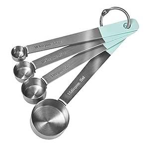 J Oliver 5 Measuring Spoons