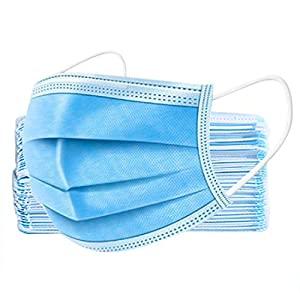 50Pcs Disposable Filter 3 Ply ...