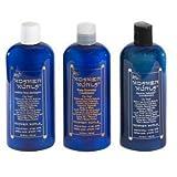 Kosher Kurls Sulfate Free Shampoo + Kosher Kurls Deep Everyday Conditioner + Kosher Kurls Leave-in