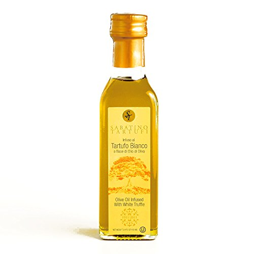 Sabatino White Truffle Oil 3.4 oz each (1 Item Per Order) by Sabatino White